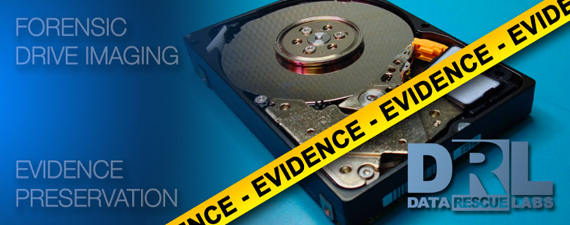 Forensic Drive Imaging